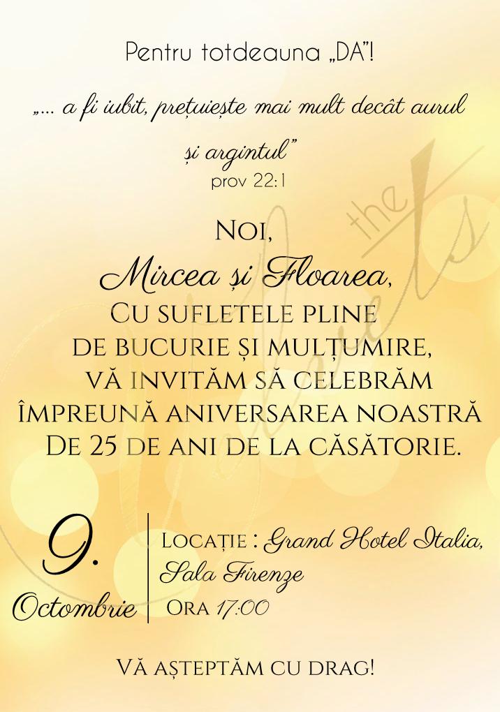 Invitatie virtuala Mircea si Floarea(1)
